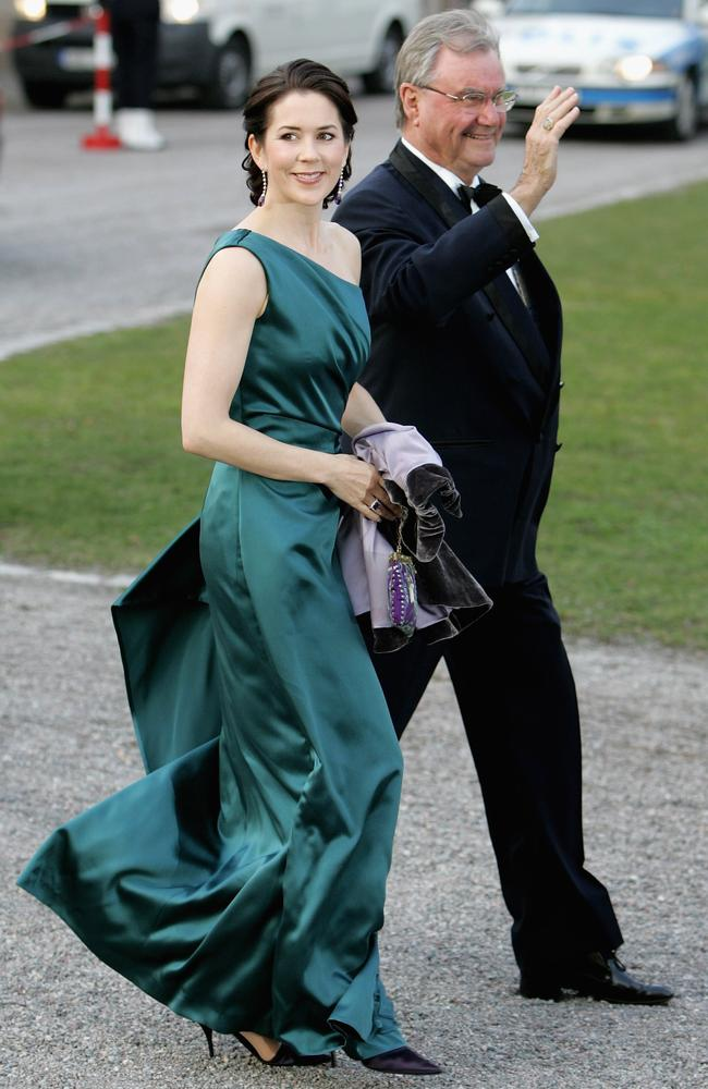 Princess Mary is mourning the loss of her father-in-law. Picture: Getty Images