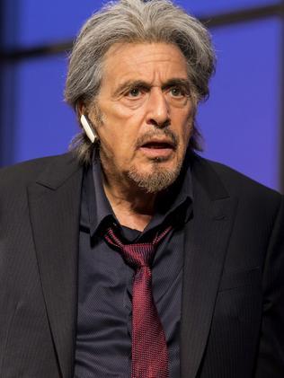 Not a fan ... Al Pacino didn't get it.