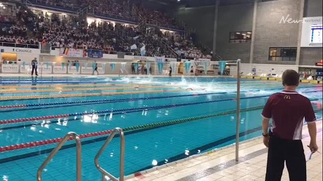 Commonwealth Games 2018 Ariarne Titmus School Swimming Carnival The Courier Mail