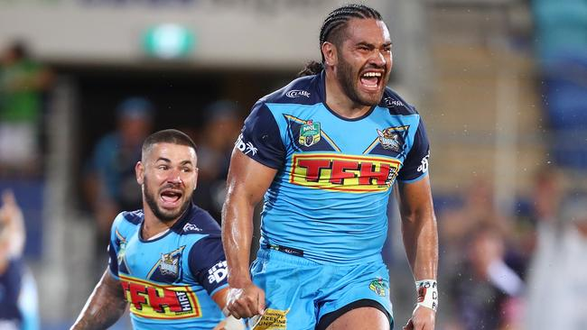The Titans will be looking to back up from their comeback win against the Raiders. Picture: Chris Hyde/Getty Images