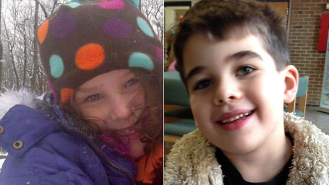 charlotte bacon and noah pozner