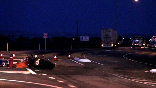 Port Wakefield Highway fatal