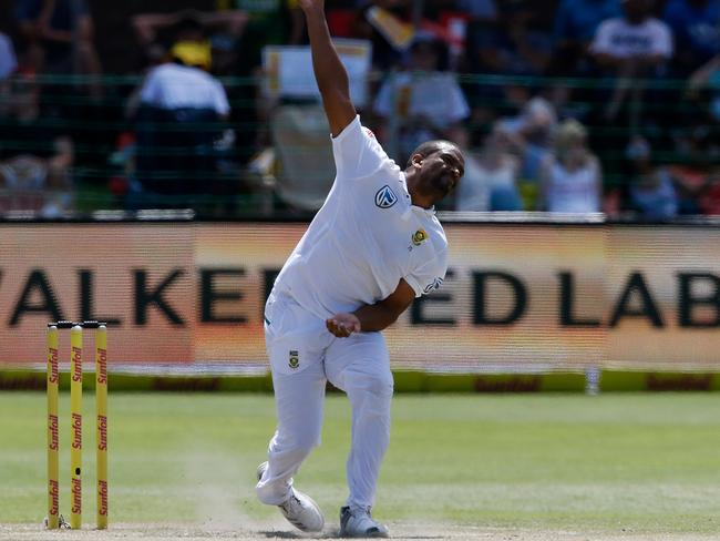 Philander is in the Aussies' sights.