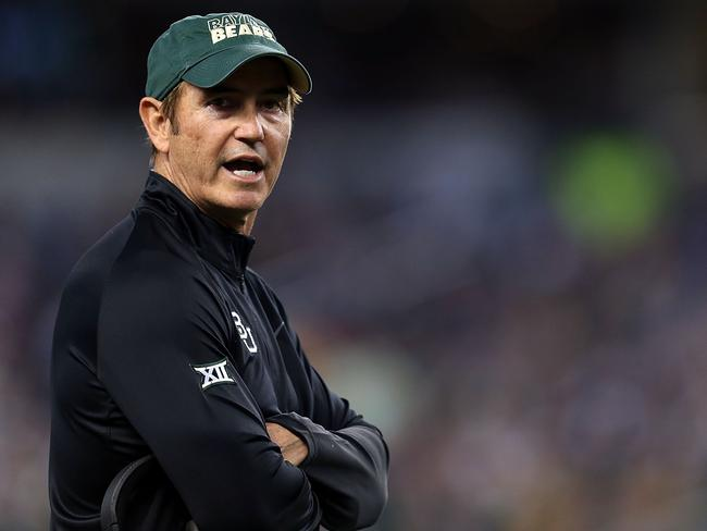 The widespread sexual assault scandal at Baylor University cost head coach Art Briles his job. Picture: Sarah Glenn/Getty Images