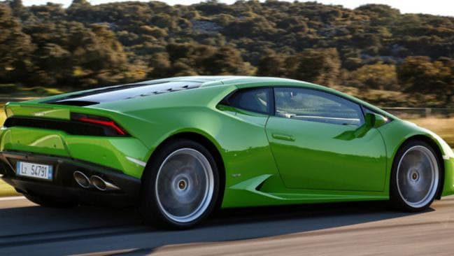 lamborghini for sale for 8000 after hungary crash daily telegraph. Black Bedroom Furniture Sets. Home Design Ideas