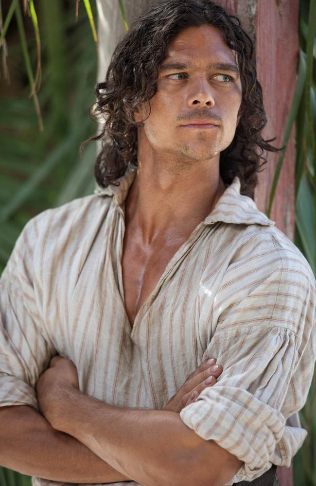 luke arnold interview