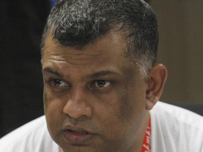 "AirAsia Group CEO Tony Fernandes ... ""Our priority is looking after all the next of kin for my staff and passengers."""