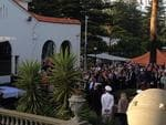 Anzac Day commemorations at the Cottesloe Civic Centre. Picture: PerthNow reader Keith O'Neill