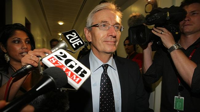 Taking Manhatttan ... former SA Liberal Senator Nick Minchin has landed the post of Consul-General in New York.