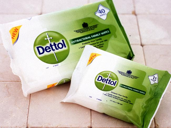 Dettol was ranked the number one most trusted brand by Aussie consumers.