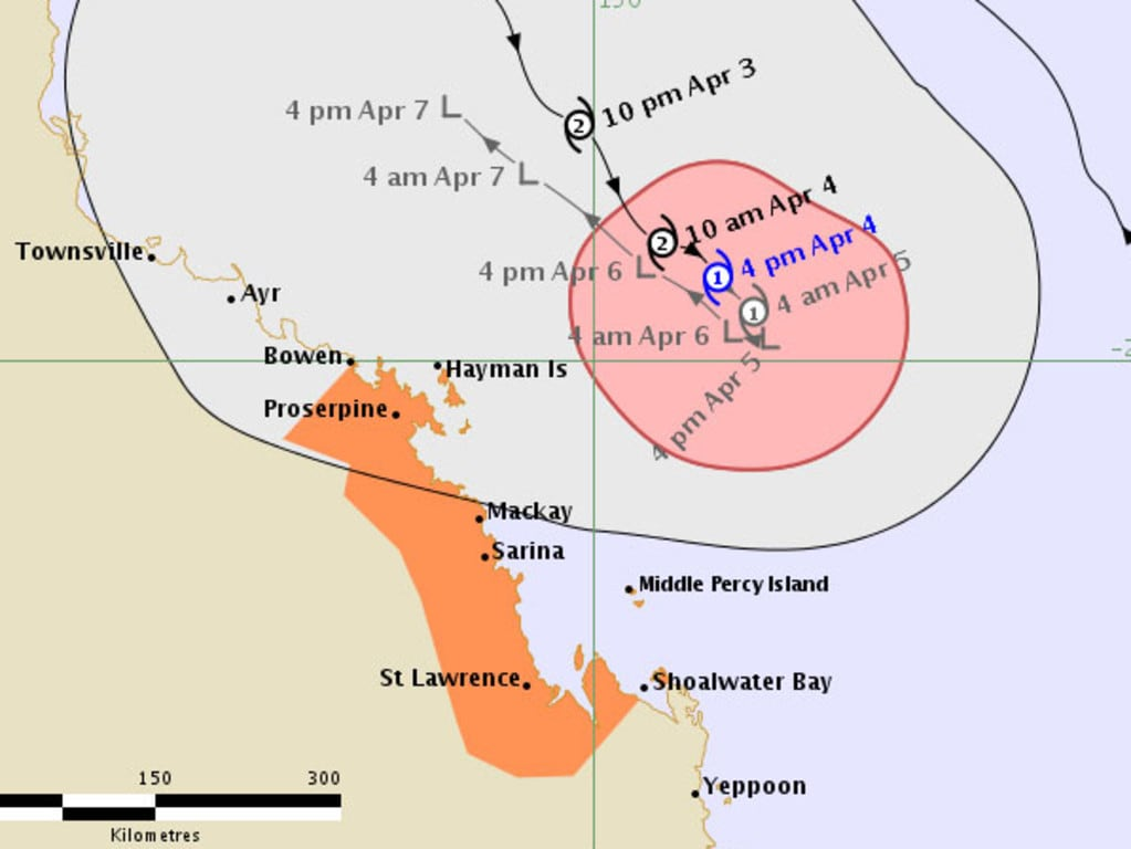 cyclone warning qld - photo #33