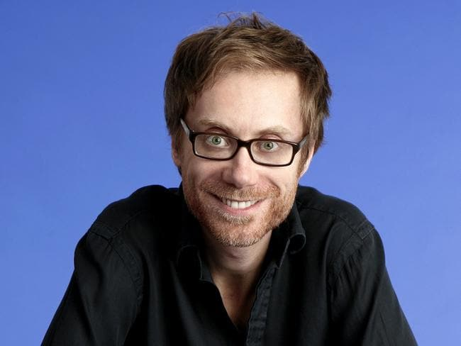 Stephen Merchant was cut from Beauty and the Beast.