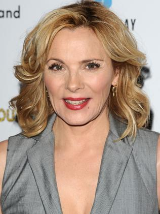 Kim Cattrall is over Sarah Jessica Parker blaming her. Picture: AP/Peter Kramer