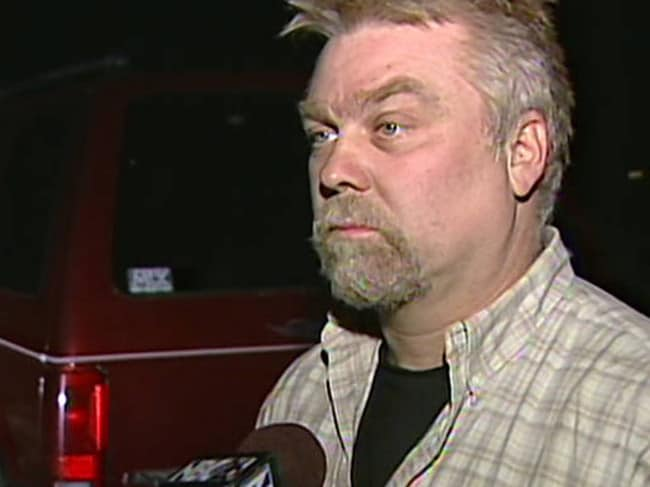 Steven Avery is the latest crime mystery that has the world hooked. Picture: Netflix/Youtube.