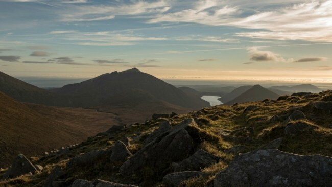 The Mourne Mountains. Photo: iStock