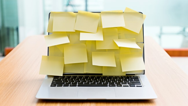 So many tabs, so little time. Image: iStock