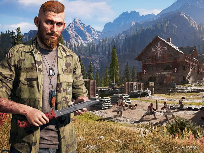 <i>Far Cry 5</i> retains the same core experience that has made the series such a hit, while adding some new additions.