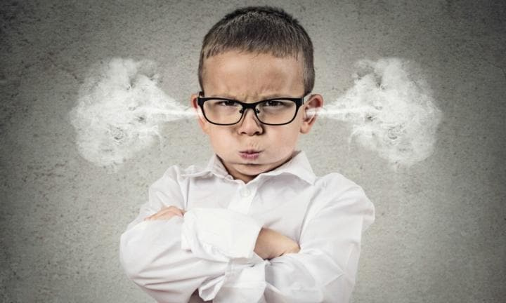 Help! My 4-year-old son can go from angel to devil child in a flash