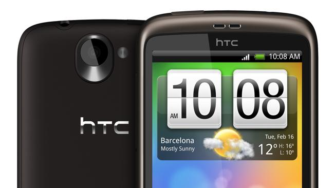 HTC smartphone can be affected by hackers.