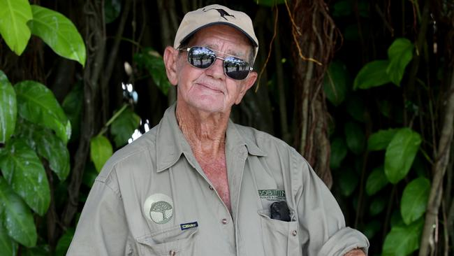 Bob Irwin had a well-publicised rift with his son's widow after a health scare in 2008.