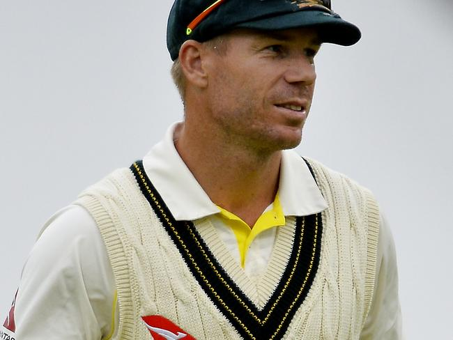 David Warner is accused of being the ringleader, and is said to have gone rogue since the saga began, angering other players by drinking champagne in the hotel bar. Picture: Ashley Vlotman/Gallo Images/Getty Images