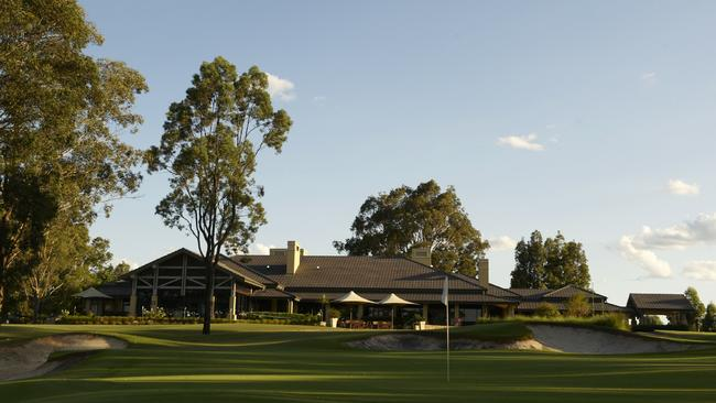 The Vintage luxury spa in the Hunter Valley where the incident took place.