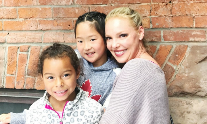 Katherine Heigl weighs in on controversial parenting debate