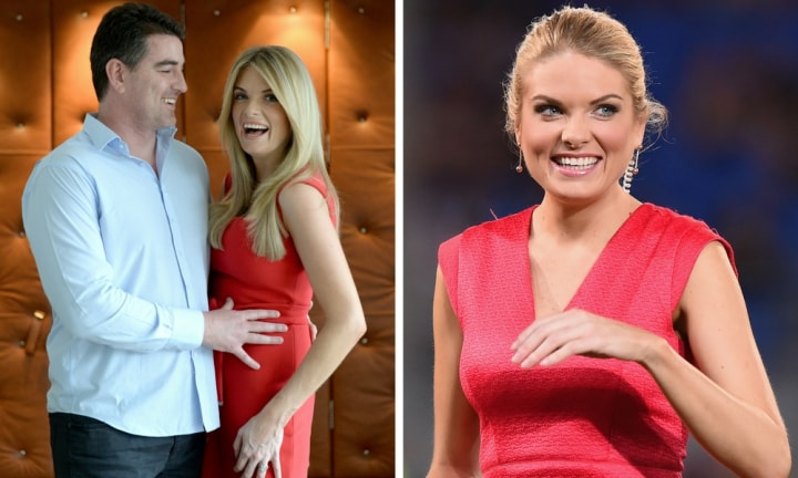 Erin Molan's very inconvenient due date
