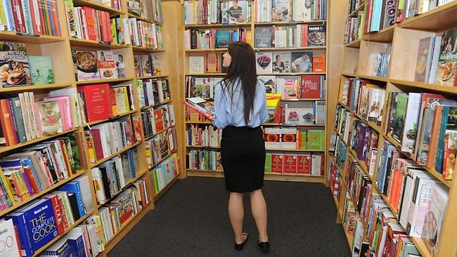 Bookshops To Be Wiped Out Inside Five Years Small