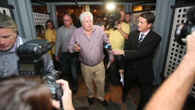 Clive Palmer's Palmer United Party is likely to collect at least $1.4 million in taxpayer funding.