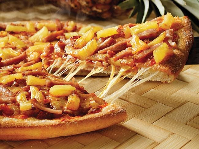 President wants pineapple pizza banned