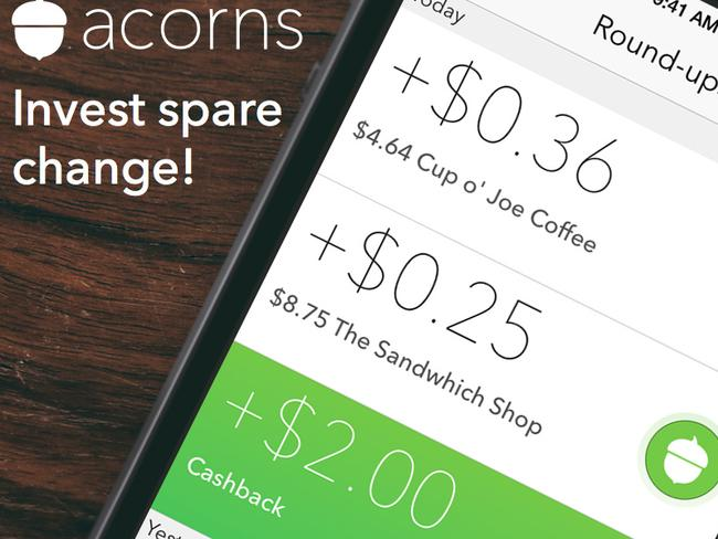 The roundups feature is popular among users who don't want to think about having to save.