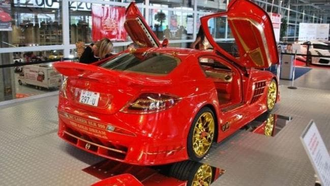 Man Spends Millions To Make The World S Ugliest Mercedes