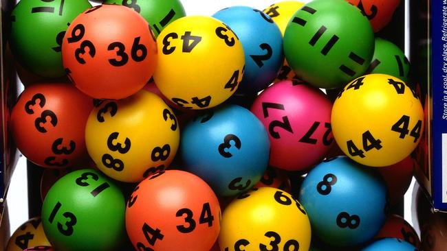 Lotto Numbers Tasmania