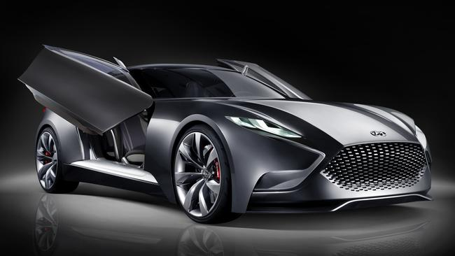 Charming Hyundai Hybrid Sports Car A Step Closer To Reality, Rival To Toyota 86 And  Nissan 370Z Design