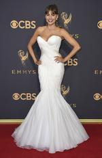 Sofia Vergara attends the 69th Annual Primetime Emmy Awards at Microsoft Theater on September 17, 2017 in Los Angeles. Picture: AP