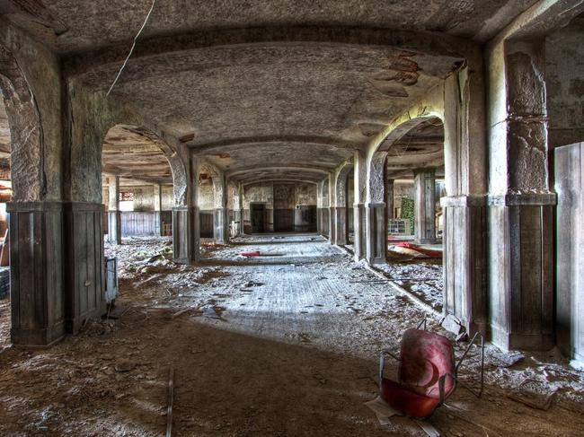 America's creepiest abandoned hotels