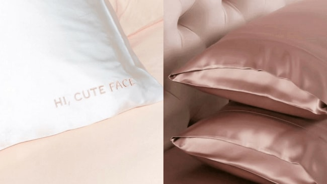 this is why you should sleep on a silk pillowcase