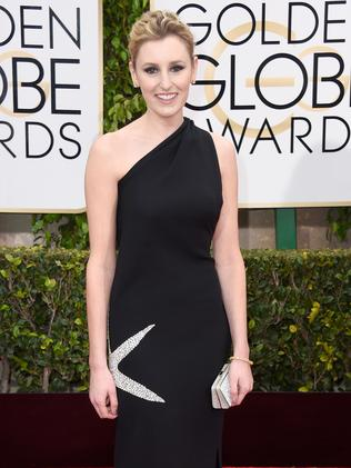 Downton chic ... actress Laura Carmichael. Picture: Getty Images