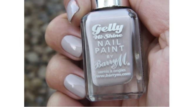 Picture: Supplied. Barry M in Almond.