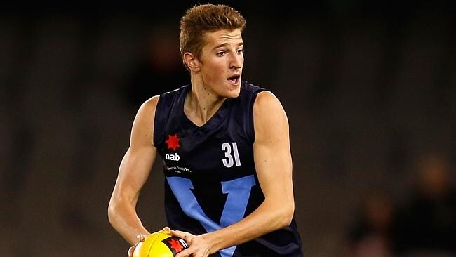 Bontempelli in action for Vic Metro. Photo: Supplied