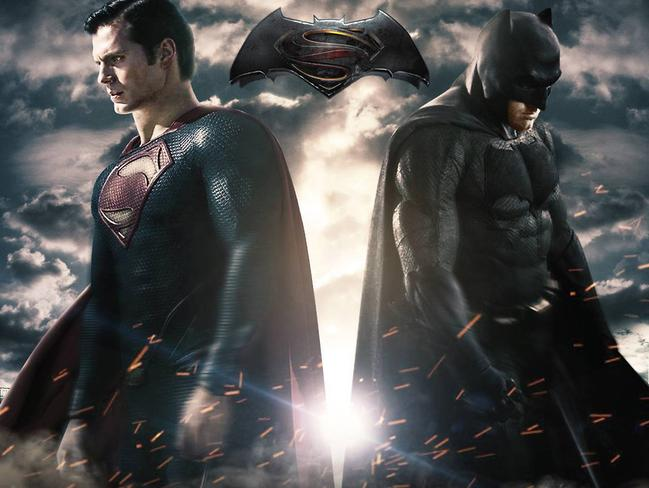 Batman V Superman ... brace yourselves, nerds.