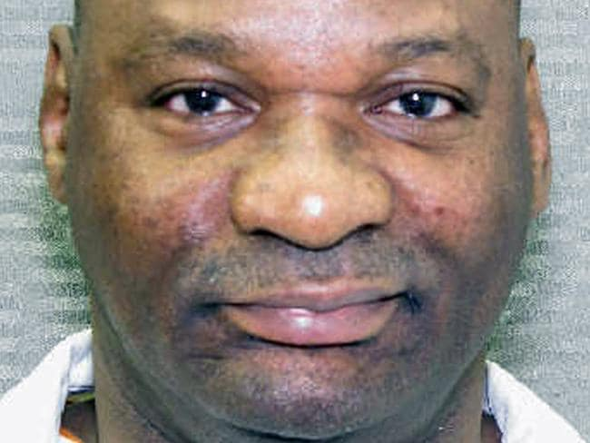 The US Supreme Court this week examines whether Bobby Moore should be executed. Picture: Texas Department of Criminal Justice/AP