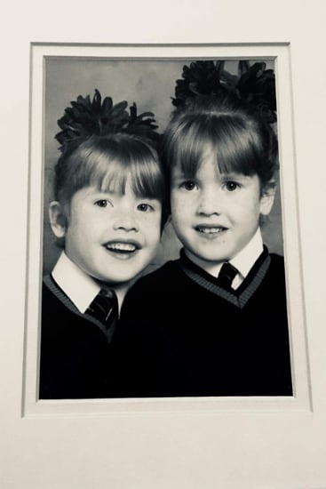The sisters planned their weddings together from early childhood. Source: The Sun
