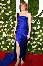 Kate Baldwin attends the 2017 Tony Awards at Radio City Music Hall on June 11, 2017 in New York City. Picture: Dimitrios Kambouris/Getty Images for Tony Awards Productions
