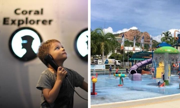 The best things to do with kids in Townsville