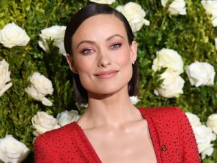 Olivia Wilde attends the 2017 Tony Awards - Red Carpet at Radio City Music Hall on June 11, 2017 in New York City. / AFP PHOTO / ANGELA WEISS