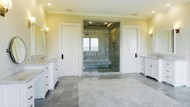 That's a big bathroom for just one person. Picture: Trulia