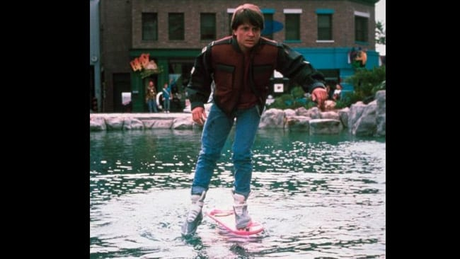 Sadly hoverboards may not exist in the future despite everything Marty McFly and Back to the Future promised us.