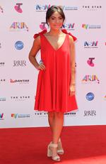 Ash London at the 2015 Aria Awards held at The Star in Pyrmont. Picture: Christian Gilles